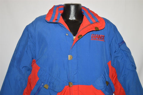 90s New York Giants Goose Down Ski Jacket Medium
