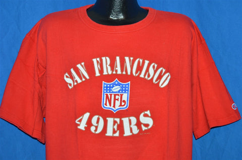 90s San Francisco 49ers NFL t-shirt Extra-Large