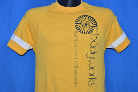 70s Nautilus Health & Fitness Center Gym t-shirt Small