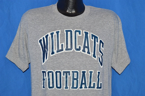 80s Villanova Wildcats Football t-shirt Large