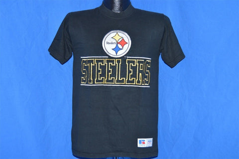90s Pittsburgh Steelers Embroidered t-shirt Small