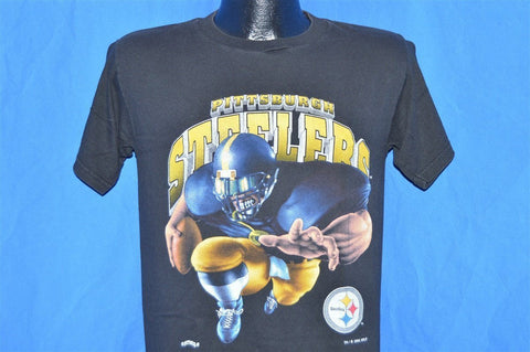 90s Pittsburgh Steelers Tackler t-shirt Medium