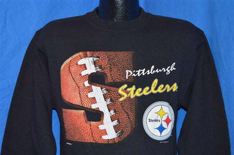 90s Pittsburgh Steelers Sweatshirt Small / Youth Large
