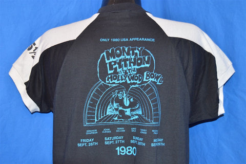 80s Monty Python Live at the Hollywood Bowl KLOS 95.5 t-shirt Large