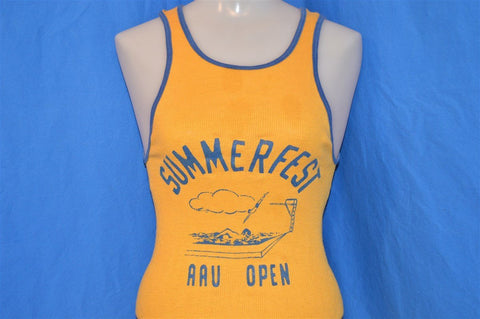 60s Summerfest AAU Open Jersey t-shirt Extra Small