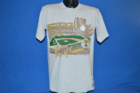 90s Pittsburgh Pirates Boys of Summer Heathered Gray t-shirt Large