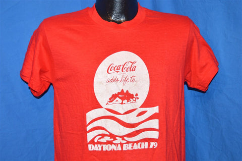 70s Coke Adds Life Spring Break t-shirt Small