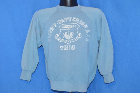 60s Wright Patterson Air Force Base Museum Sweatshirt M