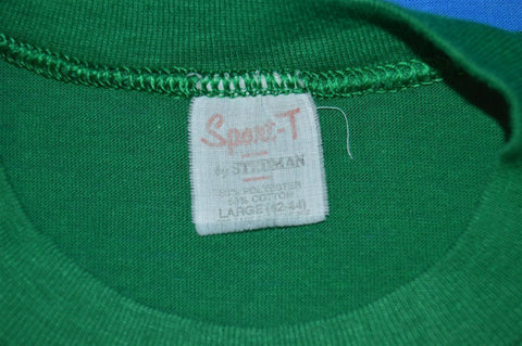 70s Golf Swing Glitter Iron On t-shirt Medium