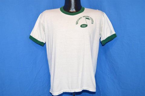 70s Brevard Music Center Ringer t-shirt Large