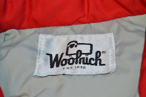 80s Woolrich Down Fill Ski Vest Medium