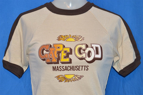 70s Cape Cod Sunset Jersey t-shirt Youth Large