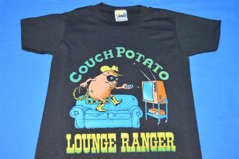 80s Couch Potato Lounge Ranger t-shirt Youth Medium