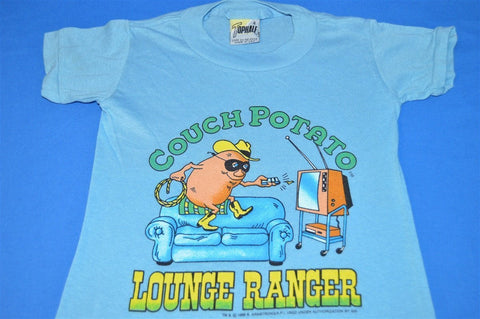 80s Couch Potato Lounge Ranger Spoof t-shirt Youth 4