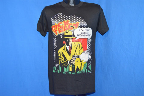 80s Dick Tracy Movie Quote t-shirt Small
