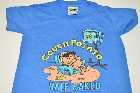 80s Couch Potato Half Baked t-shirt Youth 4