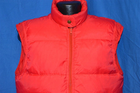 80s Eddie Bauer Puffy Ski Vest Small