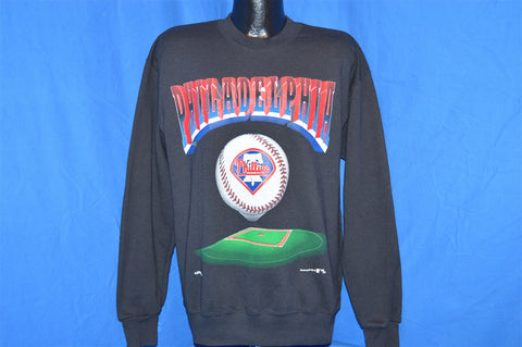 90s Philadelphia Phillies Sweatshirt Medium