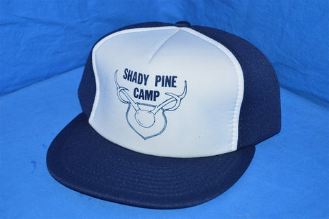 80s Shady Pine Hunting Camp Trucker Hat