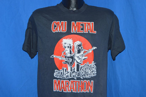 80s CMJ Metal Marathon Express Music Festival t-shirt Medium