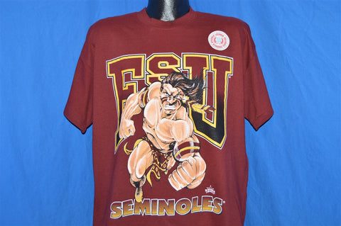 90s FSU Florida State University Seminoles Night Shirt Extra-Large