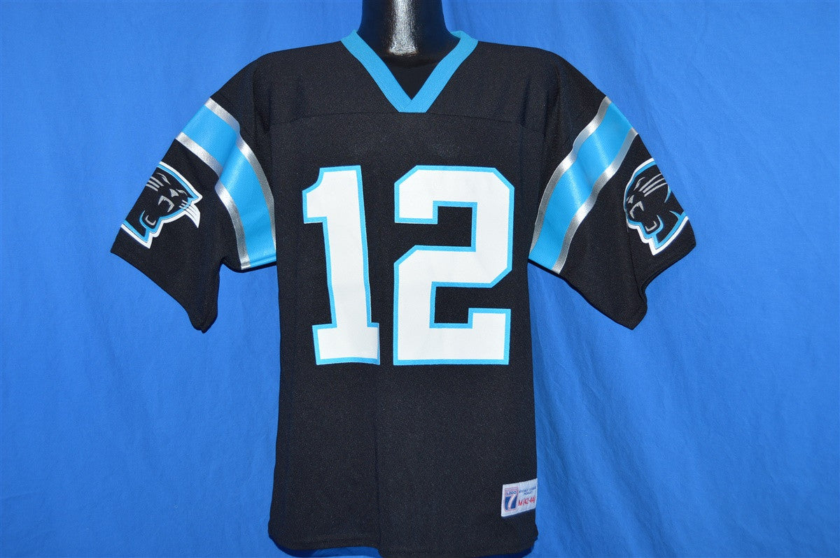 huge selection of 785cc 280fd 90s Carolina Panthers Kerry Collins Jersey Deadstock t-shirt ...