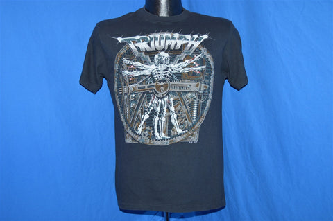 80s Triumph Thunder Seven World Tour 1985 t-shirt Small