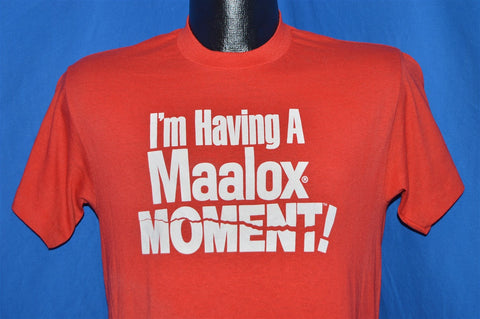 80s I'm Having Maalox Moment t-shirt Medium