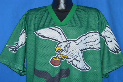 90s Philadelphia Eagles Mesh Jersey t-shirt Extra Large