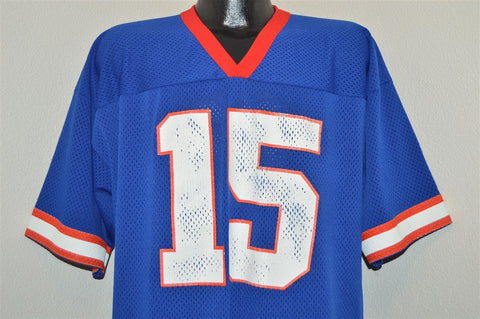 80s New York Giants Jeff Hostetler Jersey t-shirt Extra Large