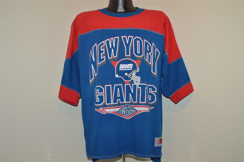 90s New York Giants Helmet Gym Gear Baggy t-shirt Extra-Large