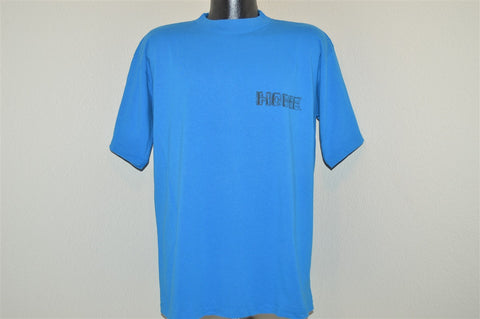 90s Hobie Neon Hot Rod Surf Beach t-shirt Extra-Large