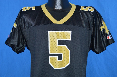 90s New Orleans Saints Heath Shuler Jersey t-shirt Small