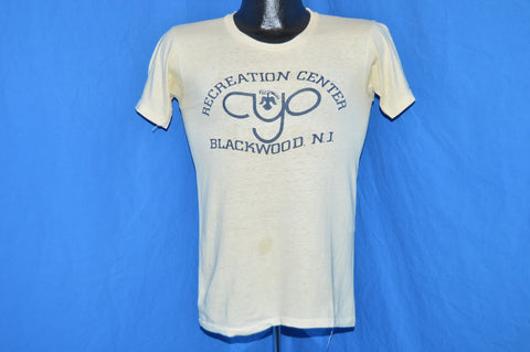 60s CYO Blackwood NJ Recreation Center t-shirt Small