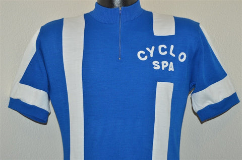 60s Cyclo Spa Cycling Jersey t-shirt Small