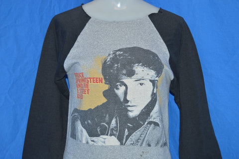 80s Bruce Springsteen World Tour 1984-85 Jersey t-shirt Small