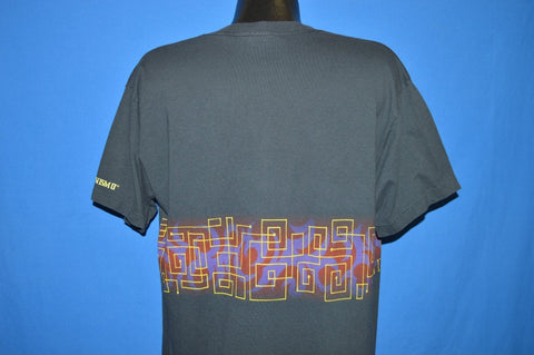 90s Ocean Pacific Hedonism II Wrap Around t-shirt Large