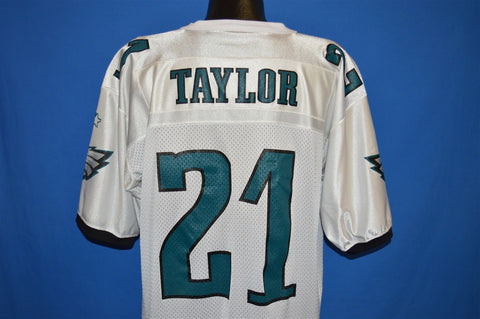 90s Philadelphia Eagles Bobby Taylor Jersey t-shirt Extra Large