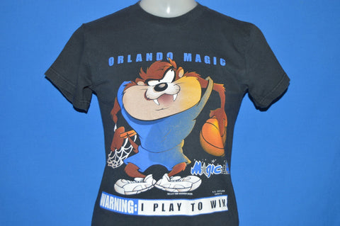 90s Orlando Magic Tasmanian Devil Taz t-shirt Youth Medium
