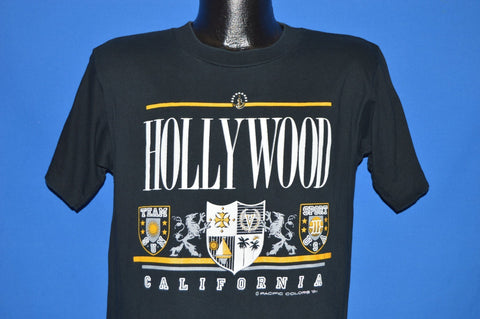 90s Hollywood California Puffy Paint t-shirt Medium