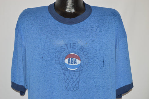 90s Beastie Boys Basketball Distressed t-shirt Extra Large