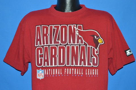 90s Arizona Cardinals Football NFL Red t-shirt Medium
