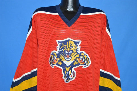90s Florida Panthers Mesh Jersey t-shirt Large