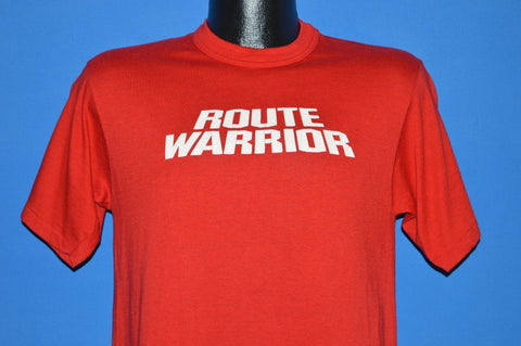 80s Coca Cola Route Warrior Commercial t-shirt Medium