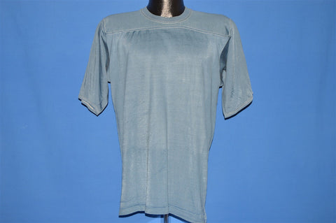 80s Artex Dark Blue Blank Jersey t-shirt Large