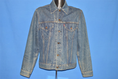 70s Levis Trucker Type 3 Denim Jacket Large