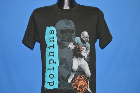 90s Miami Dolphins Dan Marino Quarterback t-shirt Medium