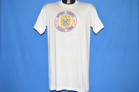 60s Boy Scouts 1960 National Jamboree Deadstock t-shirt Medium