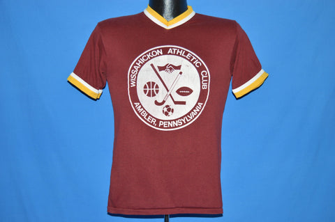 80s Wissahickon Athletic Club Jersey t-shirt Small