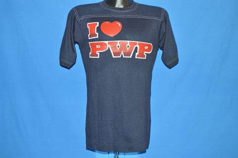 80s I Love PWP Jersey t-shirt Extra Small